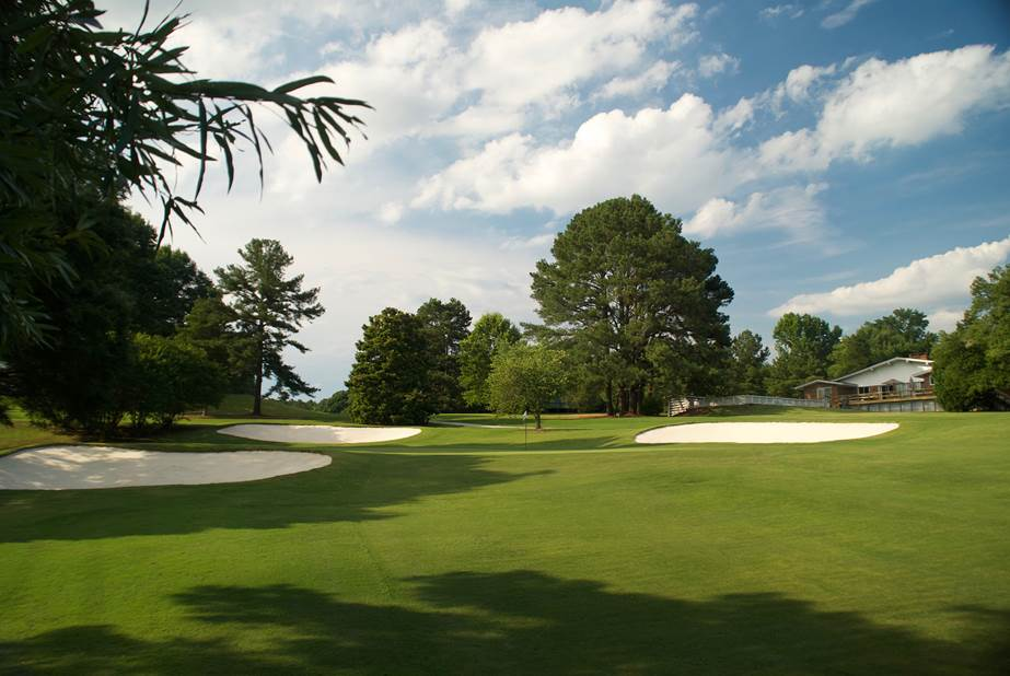 The Creek Course at Carolina Trace Country Club