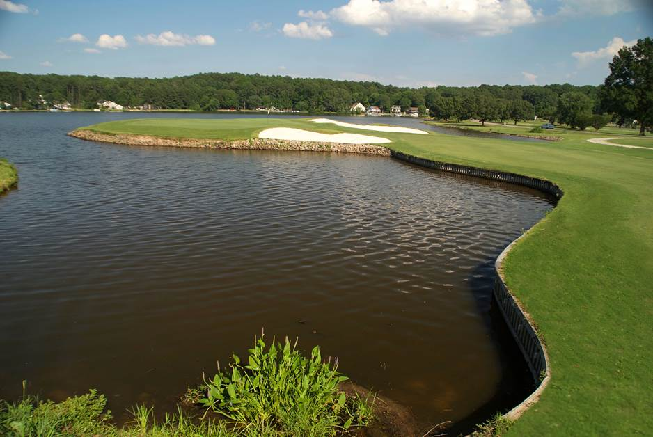 The Lake Course at Carolina Trace Country Club